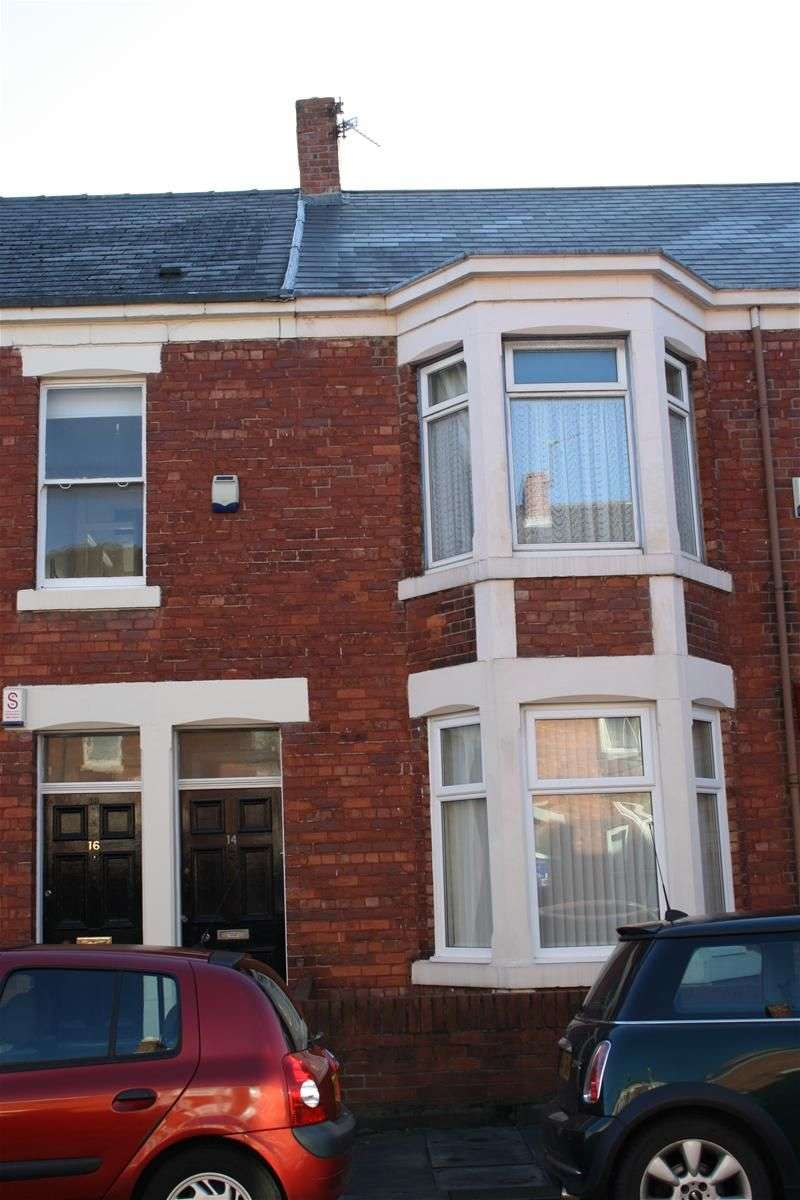 6 Bedrooms Maisonette Flat for rent in King John Terrace, Heaton