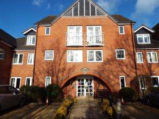 2 Bedrooms Retirement Property for sale in Wright Court, London Road, Nantwich, Cheshire