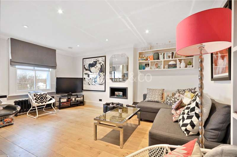 3 Bedrooms Maisonette Flat for sale in Sutherland Avenue, Maida Vale, London, W9