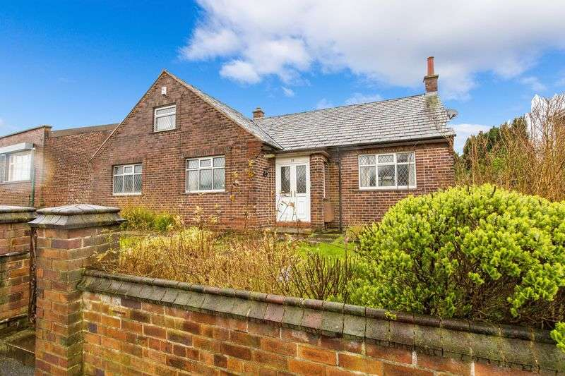 3 Bedrooms Detached Bungalow for sale in Leopold Street, Wigan