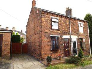 2 Bedrooms Semi Detached House for sale in Chapel Close, Mow Cop, Stoke-On-Trent, Cheshire