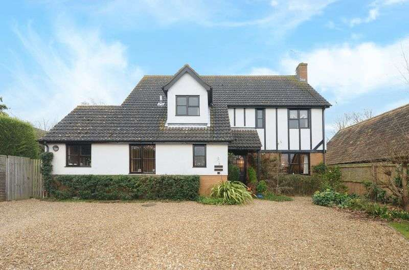 4 Bedrooms Detached House for sale in High Street, Upwood