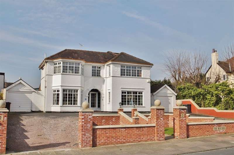 4 Bedrooms Detached House for sale in Hastings Road