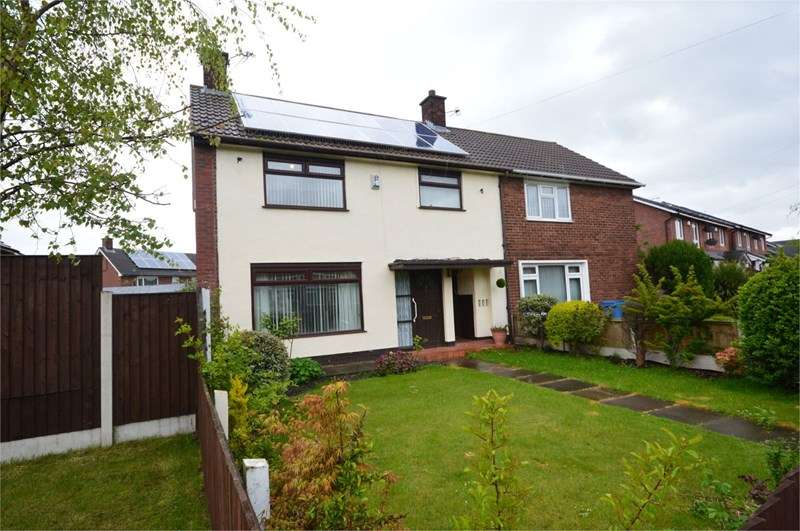 3 Bedrooms Semi Detached House for sale in Deepdale Road, Belle Vale