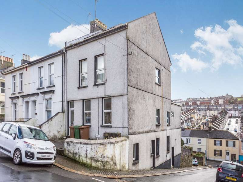 2 Bedrooms Flat for sale in Alexandra Road, Ford, Plymouth, PL2