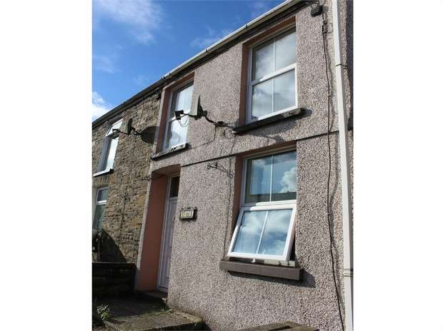 3 Bedrooms Terraced House for sale in High Street, Porth, Mid Glamorgan