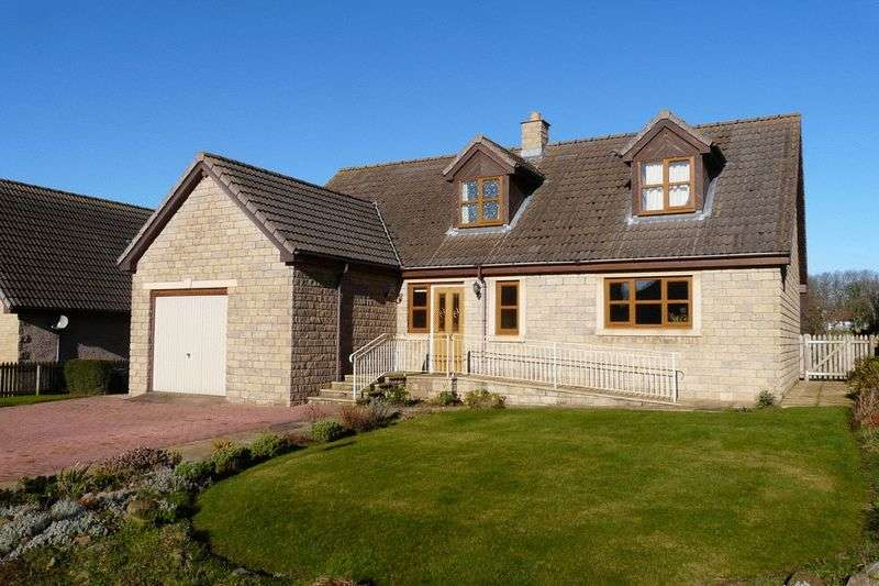3 Bedrooms Detached House for sale in Cheviot Park, Foulden, Berwick-Upon-Tweed