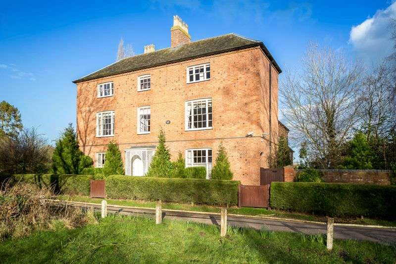 6 Bedrooms Detached House for sale in Coughton Fields Lane, Coughton. Alcester