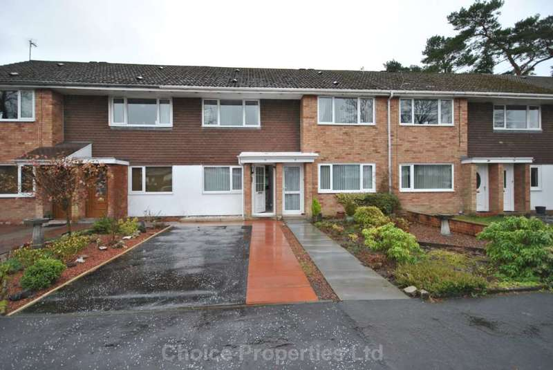 2 Bedrooms Flat for sale in Woodland Place, Kilmarnock, KA3 1UA