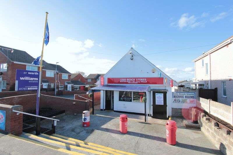 Commercial Property for sale in Bastion Road, Prestatyn