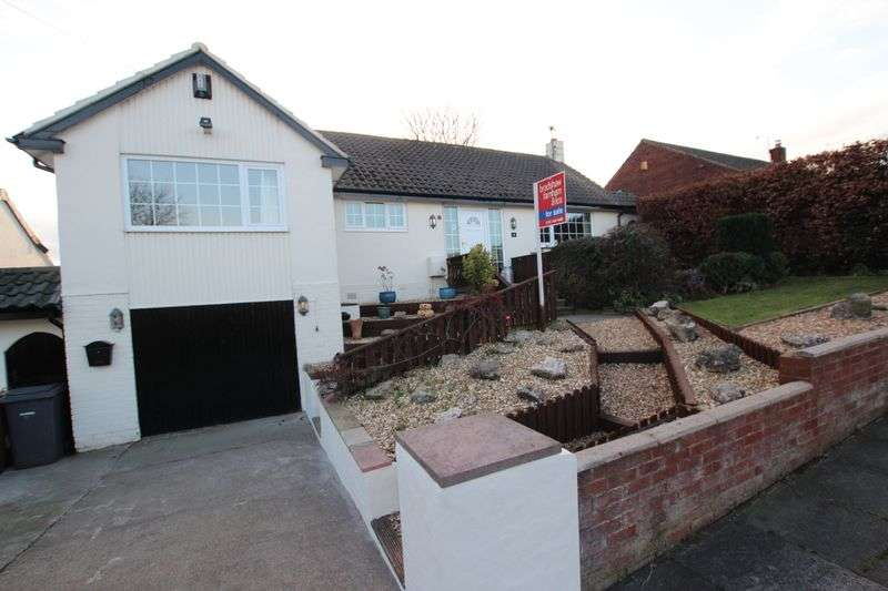 3 Bedrooms Detached Bungalow for sale in Andrews Walk, Heswall