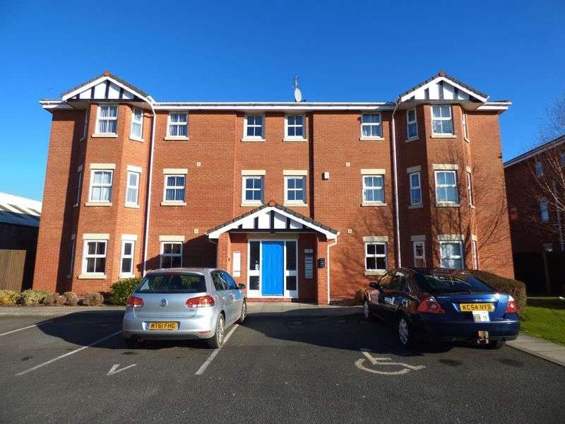 1 Bedroom Flat for sale in Finsbury Close, Warrington