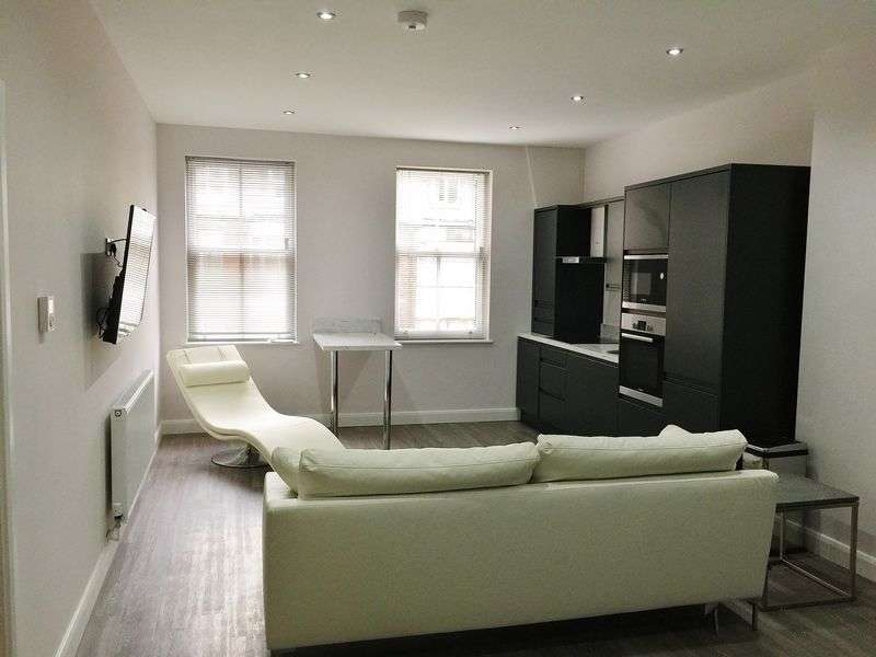 1 Bedroom Flat for sale in Coronation walk, Southport