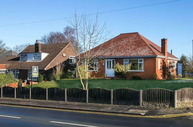 2 Bedrooms Detached Bungalow for sale in Mossy Lea Road, Wrightington, WN6 9SB