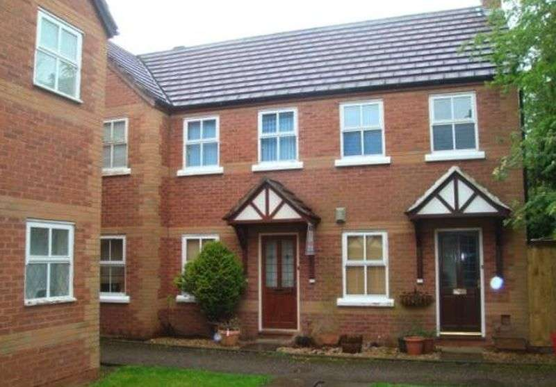 1 Bedroom Flat for sale in Fosters Foel, Telford