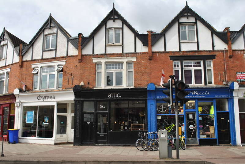 2 Bedrooms Shop Commercial for sale in East Molesey