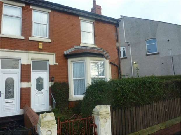 4 Bedrooms End Of Terrace House for sale in Ansdell Road, Blackpool, Lancashire