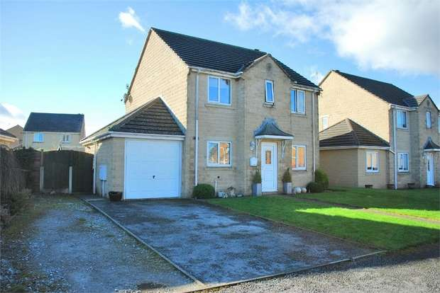4 Bedrooms Detached House for sale in The Meadows, Dove Holes, Buxton, Derbyshire