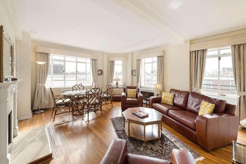 3 Bedrooms Flat for sale in Whitelands House, Cheltenham Terrace, London, SW3