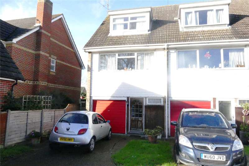 3 Bedrooms Town House for sale in Headley Close, Woodley, Reading, Berkshire, RG5