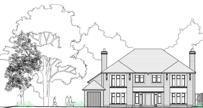 5 Bedrooms Land Commercial for sale in Dawstone Road, Heswall, Wirral