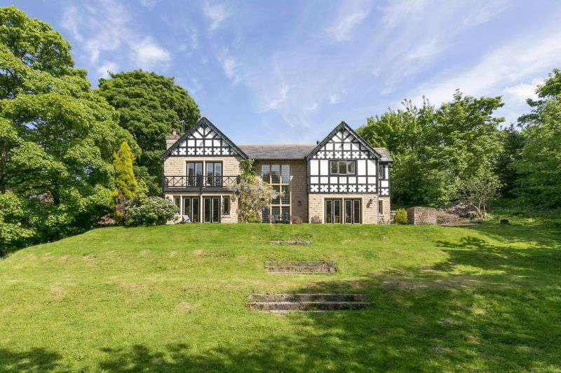 5 Bedrooms Detached House for sale in Black Brook House, Hoggs Lane, Chorley, PR7 4AW
