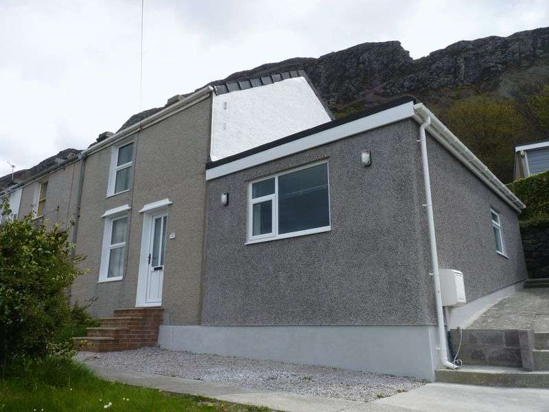 2 Bedrooms Terraced House for sale in , Llanfairfechan