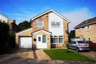 4 Bedrooms Detached House for sale in Huntingdon Close, Newcastle upon Tyne, Tyne and Wear, NE3