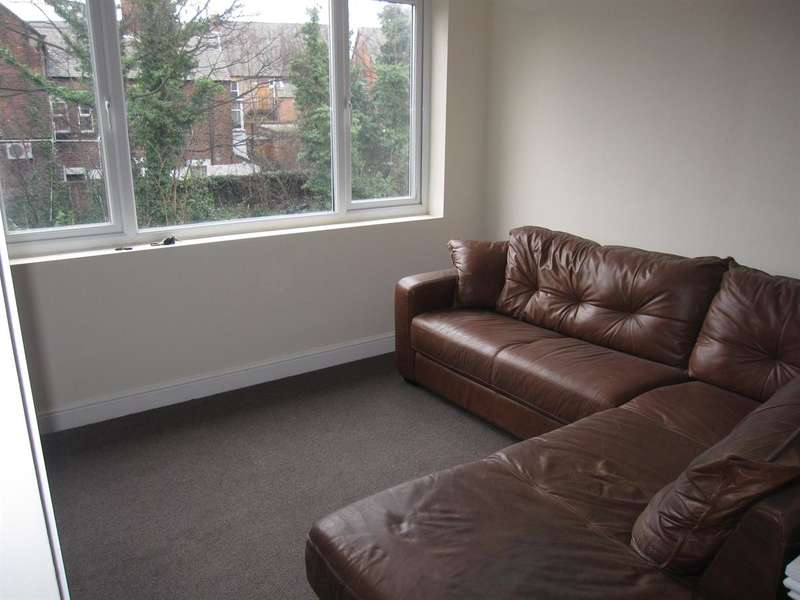 1 Bedroom Studio Flat for rent in First Floor Studio, Otterburn Villas, Jesmond