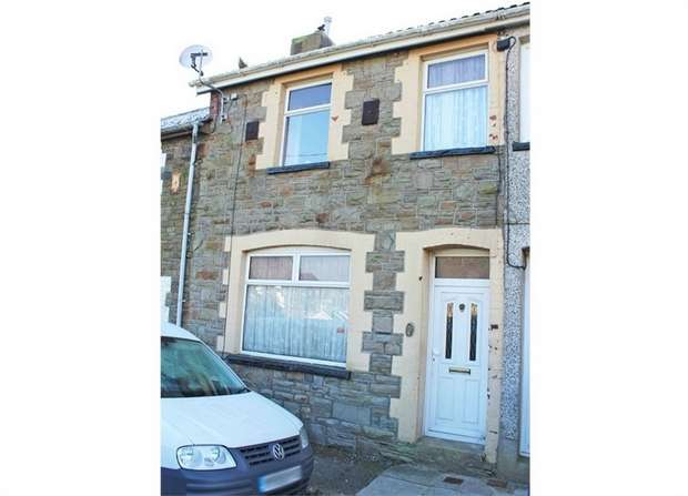 2 Bedrooms Terraced House for sale in Preston Street, Abertillery, Blaenau Gwent