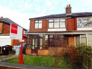 3 Bedrooms Semi Detached House for sale in Oakfield Avenue, Firswood, Manchester, Greater Manchester