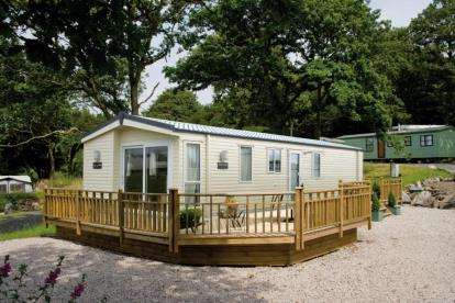 2 Bedrooms Mobile Home for sale in Lyons Robin Hood, Holiday Park, Rhyl, Denbighshire, LL18