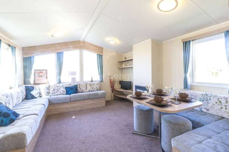3 Bedrooms Caravan Mobile Home for sale in Great Yarmouth, Norfolk