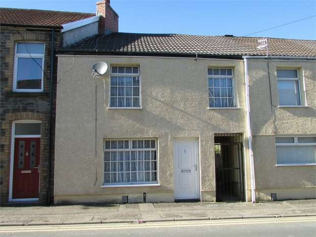3 Bedrooms Terraced House for sale in Crythan Road, Melyn, Neath, West Glamorgan