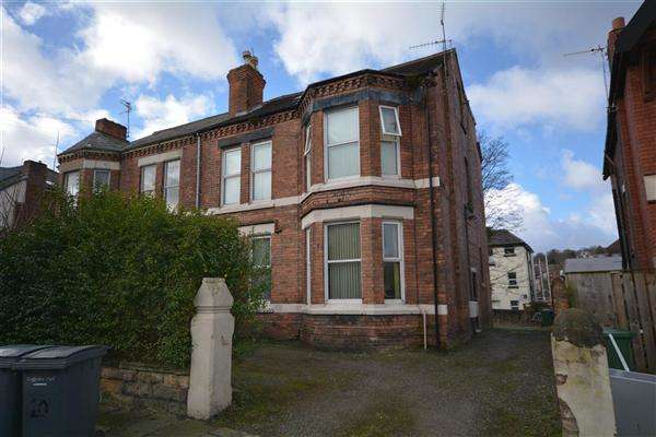 Semi Detached House for sale in West Bank Road, Birkenhead