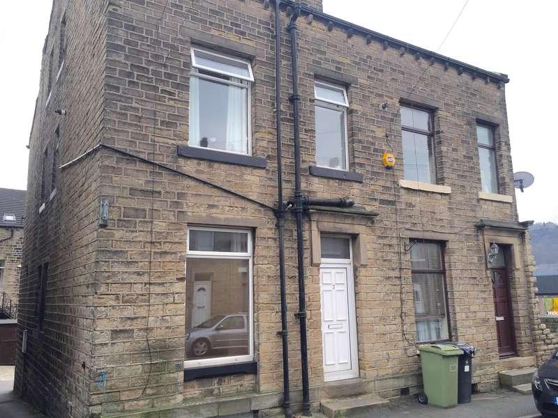2 Bedrooms Terraced House for sale in Lipscombe Street, Milnsbridge, Huddersfield , HD3 4PF
