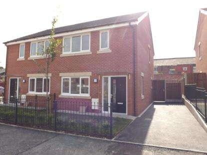 3 Bedrooms Semi Detached House for sale in Mosley Street, Preston, Lancashire, PR1