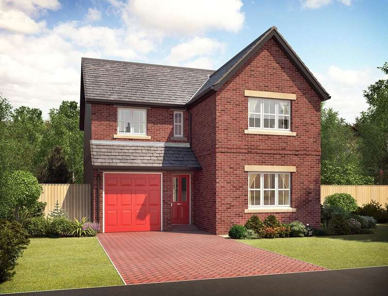 4 Bedrooms Detached House for sale in The Grange Station Road, Dalston, Carlisle, CA5