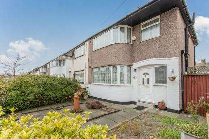 3 Bedrooms Semi Detached House for sale in Radley Drive, Aintree, Liverpool, Merseyside, L10