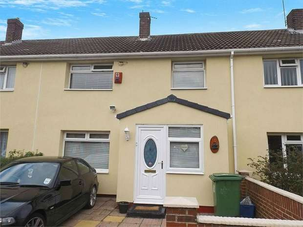 3 Bedrooms Terraced House for sale in Hylton Road, Billingham, Durham