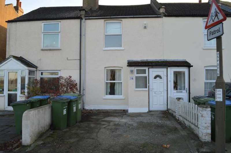 2 Bedrooms House for sale in Kings Highway, Plumstead, SE18 2NL