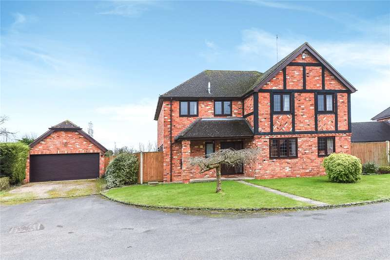 5 Bedrooms Detached House for sale in Douglas Grange, Hurst, Reading, Berkshire, RG10