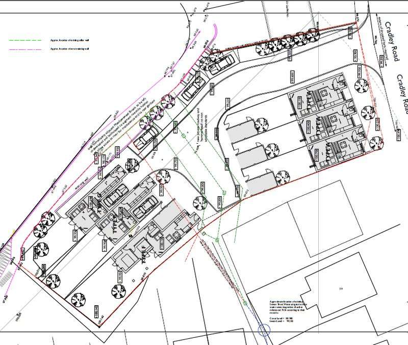 Land Commercial for sale in Residential Development Land, Cradley Road, Cradley Heath
