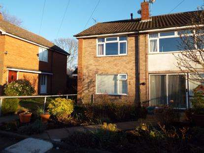 2 Bedrooms Maisonette Flat for sale in Rednall Drive, Sutton Coldfield, West Midlands