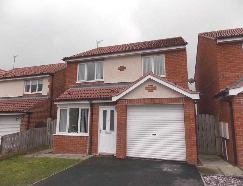 3 Bedrooms Detached House for sale in Sutherland Drive, The Broadway, Sunderland, SR4