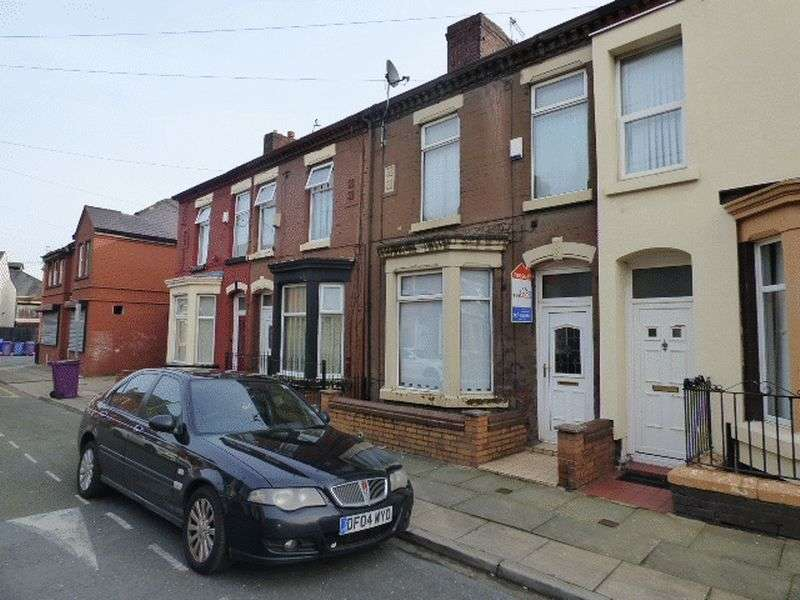3 Bedrooms Terraced House for sale in Newman Street, Liverpool