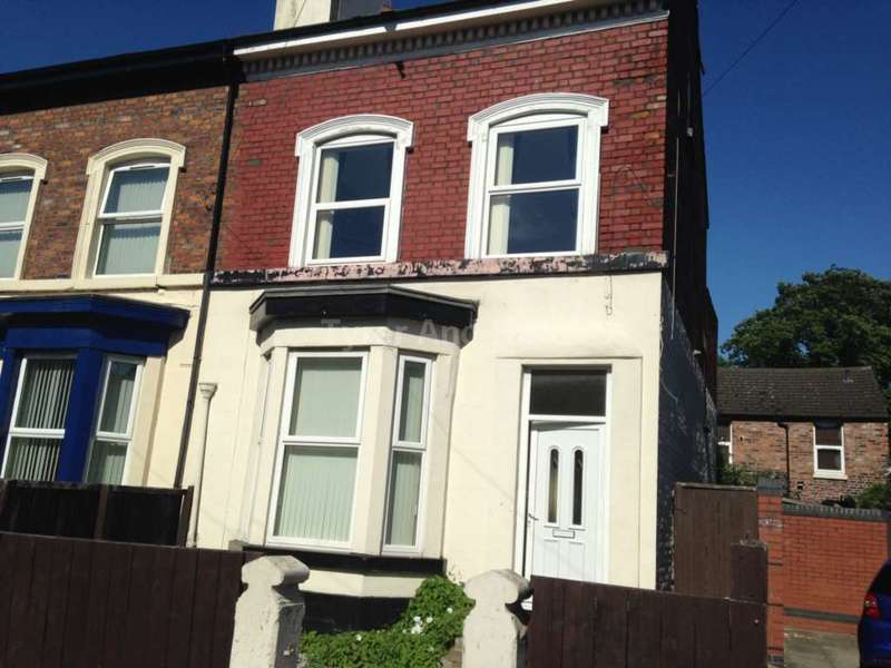 4 Bedrooms House Share for sale in Lorne Street, Liverpool
