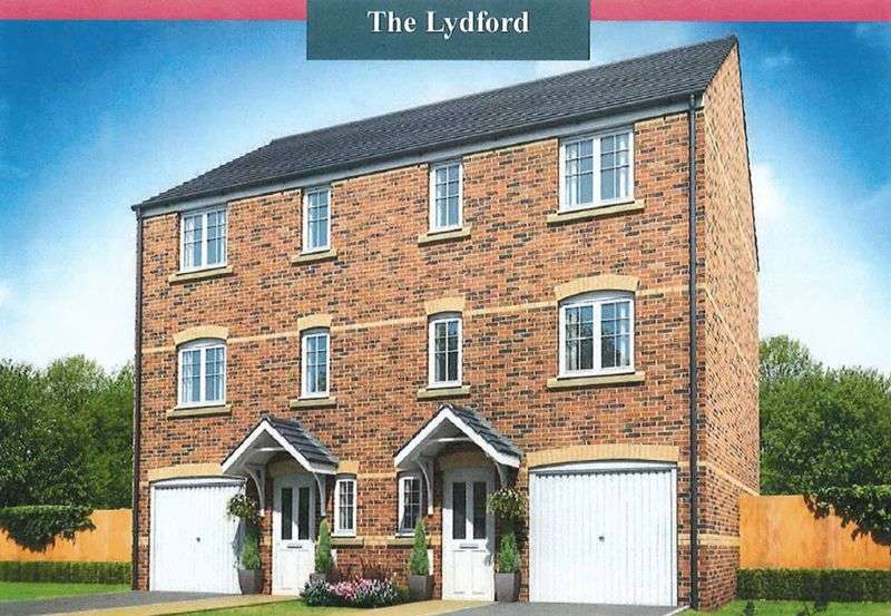 3 Bedrooms House for sale in The Lydford, Woodlands, Mottram Road, Stalybridge, SK15 2RT