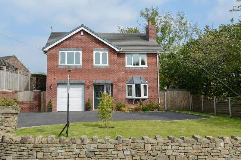 4 Bedrooms Detached House for sale in Wigan Road, Skelmersdale
