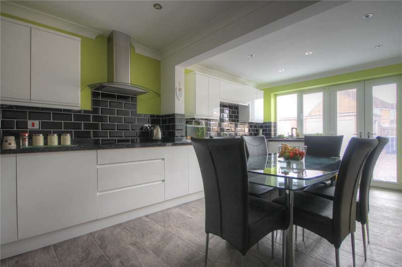 3 Bedrooms Semi Detached House for sale in Linburn Drive, Bishop Auckland, Co Durham, DL14